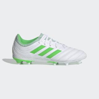 Футбольные бутсы Copa 19.3 FG ftwr white / solar lime / ftwr white D98081