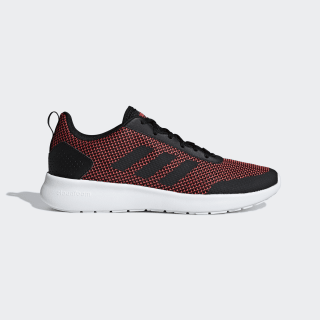 Zapatillas Element Race core black / core black / active red F34850