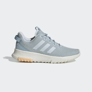 Cloudfoam Racer TR Shoes Ash Grey / Blue Tint / Running White EE8140