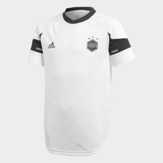 Camiseta de Fútbol Star Wars WHITE/BLACK/GREY ONE F17 CV5986