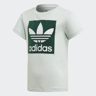 Camiseta Trifolio Vapour Green / Collegiate Green / White ED7744