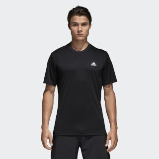 Playera Approach BLACK/WHITE AZ4076