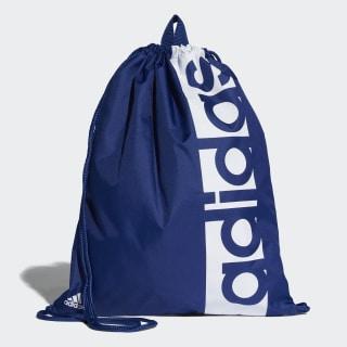 Bolsa Gym Bag Linear Performance MYSTERY INK F17/WHITE/WHITE DM7647