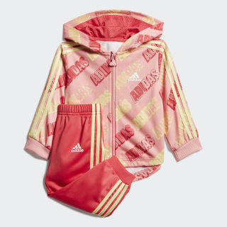 Conjunto Deportivo Shiny Glory Pink / Core Pink / Tech Indigo FM6364