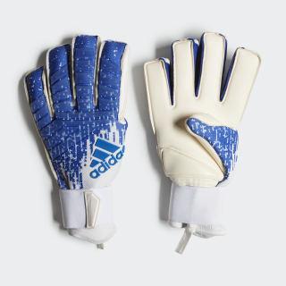 Predator Pro Fingersave Gloves Bold Blue / White DN8591