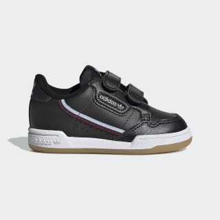 Continental 80 Shoes Core Black / Maroon / Glow Blue EE8047