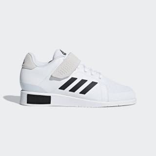 Power Perfect 3 Shoes Cloud White / Core Black / Cloud White BD7158