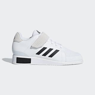 Sapatos Power Perfect 3 Cloud White / Core Black / Cloud White BD7158