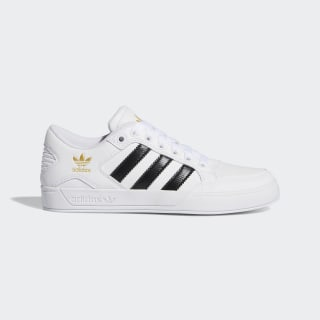 Hardcourt Low Shoes Cloud White / Core Black / Gold Metallic FX0536