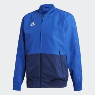 Condivo 18 Presentation Jacket Bold Blue / Dark Blue / White CF4309
