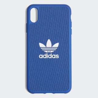Molded Case iPhone Xs Max 6.5-inch Power Blue / White CM1509