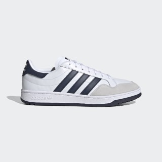 Team Court Schoenen Cloud White / Collegiate Navy / Core Black EF6054