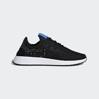 Chaussure Deerupt Core Black / Core Black / Bluebird B42063