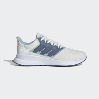 Zapatillas Runfalcon Running White / Tech Ink / Ash Grey EE8168