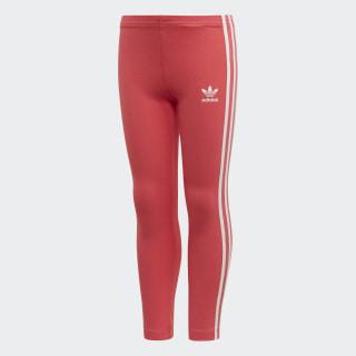 Mallas Leggings REAL PINK S18/white ED7736