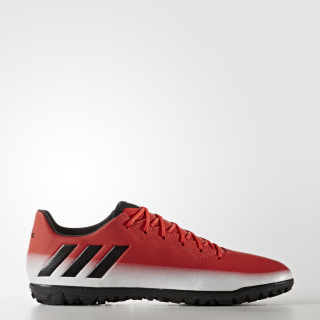 Botas Messi 16.3 Pasto Sintético Red / Core Black / Cloud White BA9014