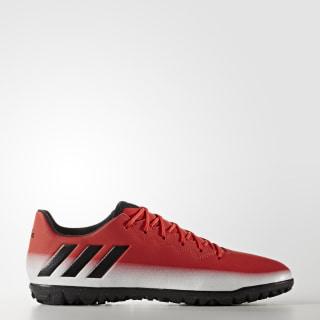 Botas Messi 16.3 Pasto Sintético RED/CORE BLACK/FTWR WHITE BA9014