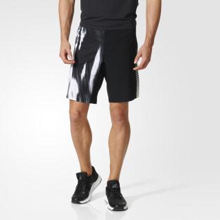 Shorts Crazytrain Graphic BLACK BK6165