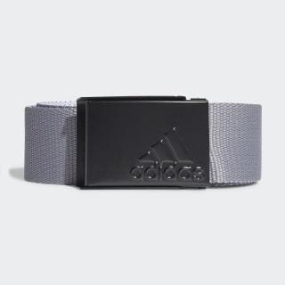 Cintura Reversible Web Grey Three FQ2163