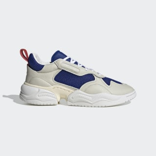 Zapatilla Supercourt RX Raw White / Team Royal Blue / Glory Red EG6866
