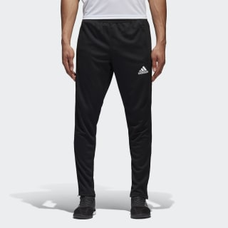 Tiro17 Training Pants Black/White BK0348