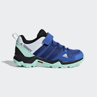 SHOES - LOW (NON FOOTBALL) TERREX AX2R CF K HI-RES BLUE S18/MYSTERY INK F17/CLEAR MINT F18 AC7979
