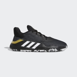 Pro Bounce 2019 Low Shoes Core Black / Cloud White / Gold Met. EF0469