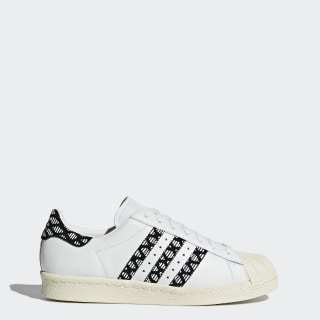 Calzado Superstar 80s Cloud White / Cloud White / Off White BY9074