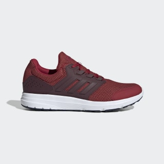 Zapatillas Galaxy 4 Active Maroon / Maroon / Cloud White EE7918