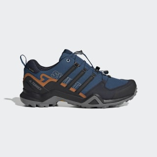 Terrex Swift R2 GTX Shoes Legend Marine / Core Black / Tech Copper G26553