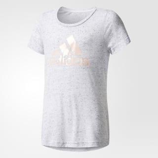 Camiseta ID WHITE/BLACK/BLACK CF1237
