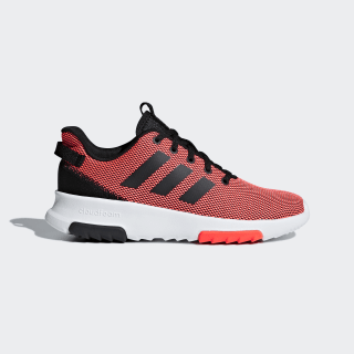 Cloudfoam Racer TR Shoes Solar Red / Core Black / Solar Red B75661