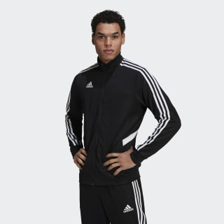 Tiro Track Track Top Black / White DY0102