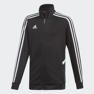 Tiro Trainingsjacke Black / White DY0106