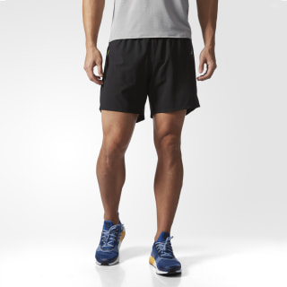 Shorts RS BLACK/SOLAR YELLOW S98112