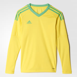 Бесшовная футболка bright yellow / energy green AZ5390