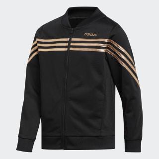 Linear Tricot Jacket Black CM0942