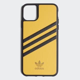 Samba Molded iPhone 11 Pro Max Schutzhülle Collegiate Gold / Black EW1747