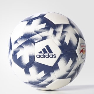 Bola Futebol New York Red Bulls WHITE/DARK BLUE AZ5431