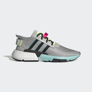 POD-S3.1 Shoes Grey Two / Core Black / Easy Mint EE4859