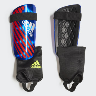 X Reflex Shin Guards Bold Blue / Active Red / Silver Met. DN8599
