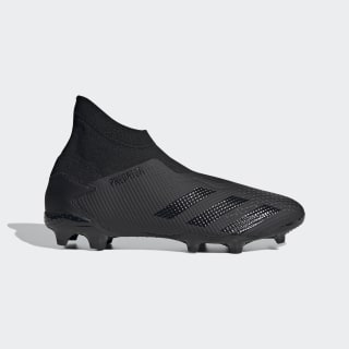 Predator 20.3 Firm Ground Cleats Core Black / Core Black / Solid Grey EF1645