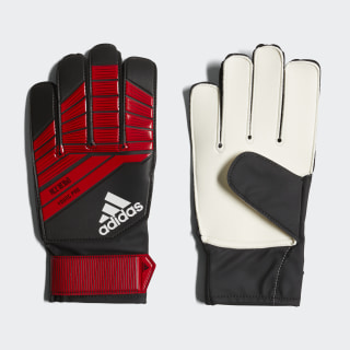 Luvas Predator Young Pro BLACK/RED/WHITE CW5604