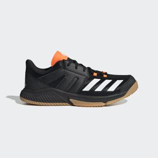 Zapatillas Essence Core Black / Cloud White / Solar Orange G28900