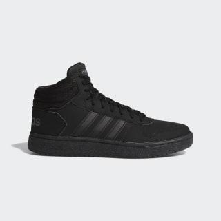 Hoops 2.0 Mid Shoes Core Black / Core Black / Grey Six FV7229