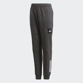 Must Haves Pants Black Melange FL2837