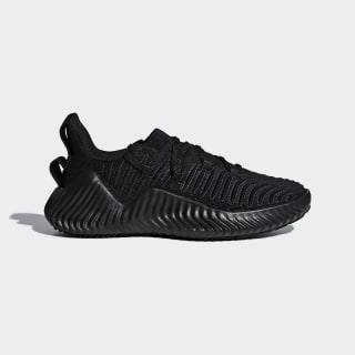 Alphabounce Trainers Core Black / Core Black / Silver Metallic B75800