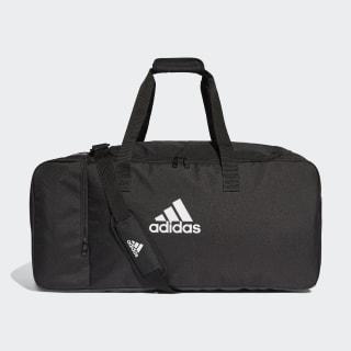 Tiro Duffelbag L Black / White DQ1067