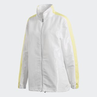 Giacca a vento Fashion League Vintage White CE5502