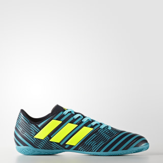 Calzado de Fútbol Nemeziz 17.4 Indoor LEGEND INK F17/SOLAR YELLOW/ENERGY BLUE S17 S82472